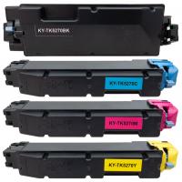 Kompatibel Kyocera TK-5270 BK C M Y Toner P6230 CDN M6230 CIDN M6630 CIDN 4er Set Multipack