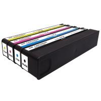 Kompatibel HP 973 X Druckerpatronen Pagewide Pro 452 DW 477 DW 552 DW 577 DW P55250 P57750 4er Set