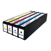 Kompatibel HP 913A Druckerpatronen Pagewide 352 377 Pro 452 477 552 577 Managed P57750 55250 4er Set