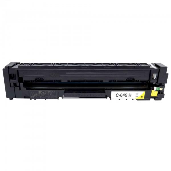 Kompatibel Canon 045 H Toner Gelb LBP611 LBP613 LBP631 LBP632 LBP633 LBP634 LBP635 LBP636