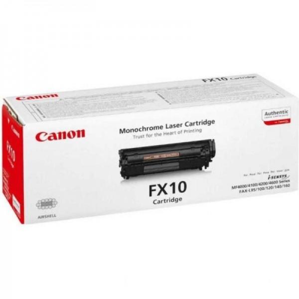 Original Canon FX-10 BK Schwarz Toner (~2.000 Seiten)