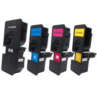 Kompatibel Kyocera Ecosys M5526 CDW CDN P5026 CDW CDN TK 5240 Toner BK C M Y 4er Spar Set